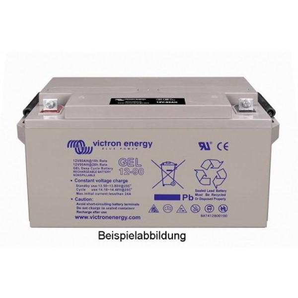 AGM Gel Batterie 12V : 220Ah